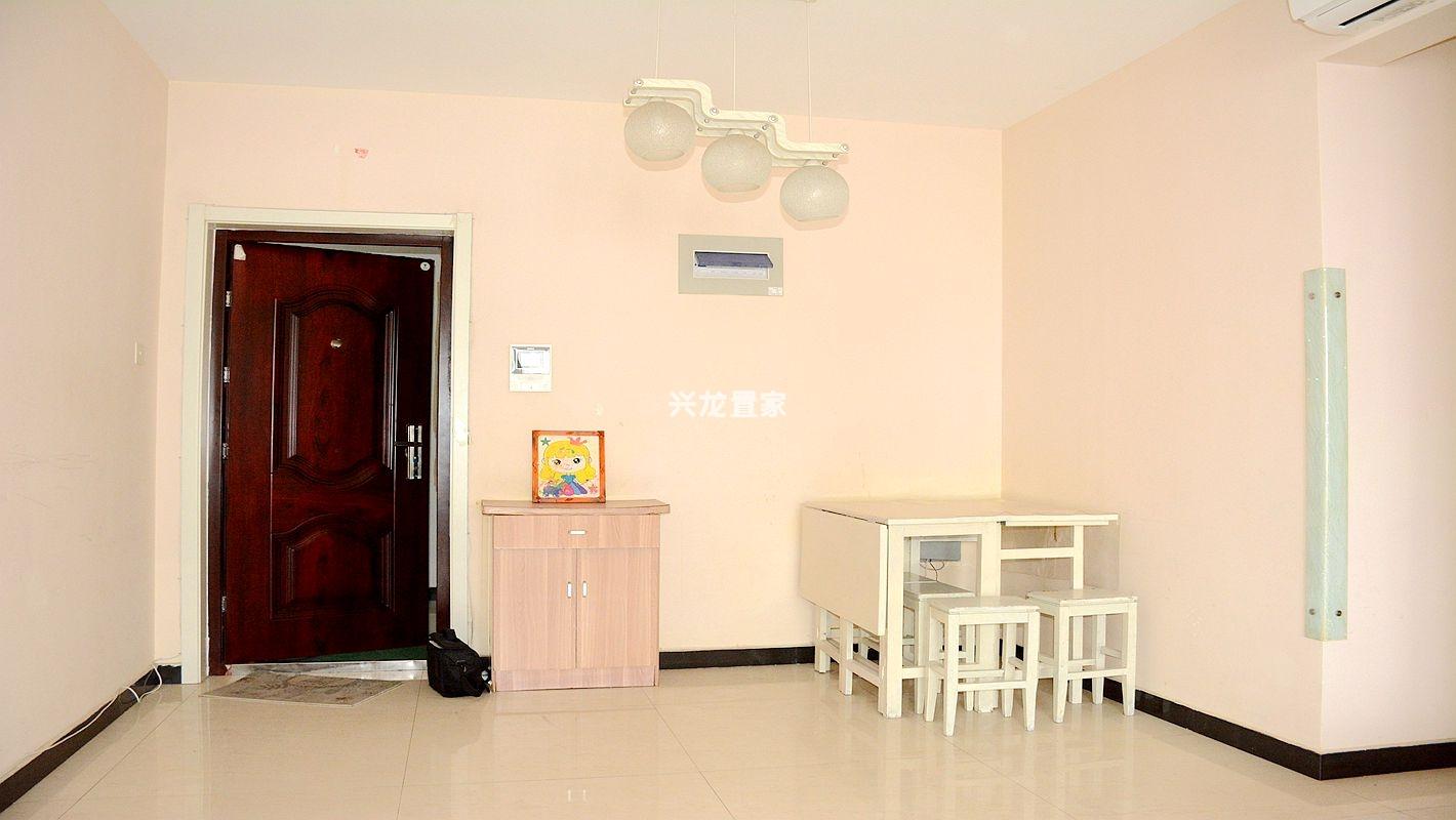 紫金嘉府A区 一室可改两室 精装 带下房 老本过户_5
