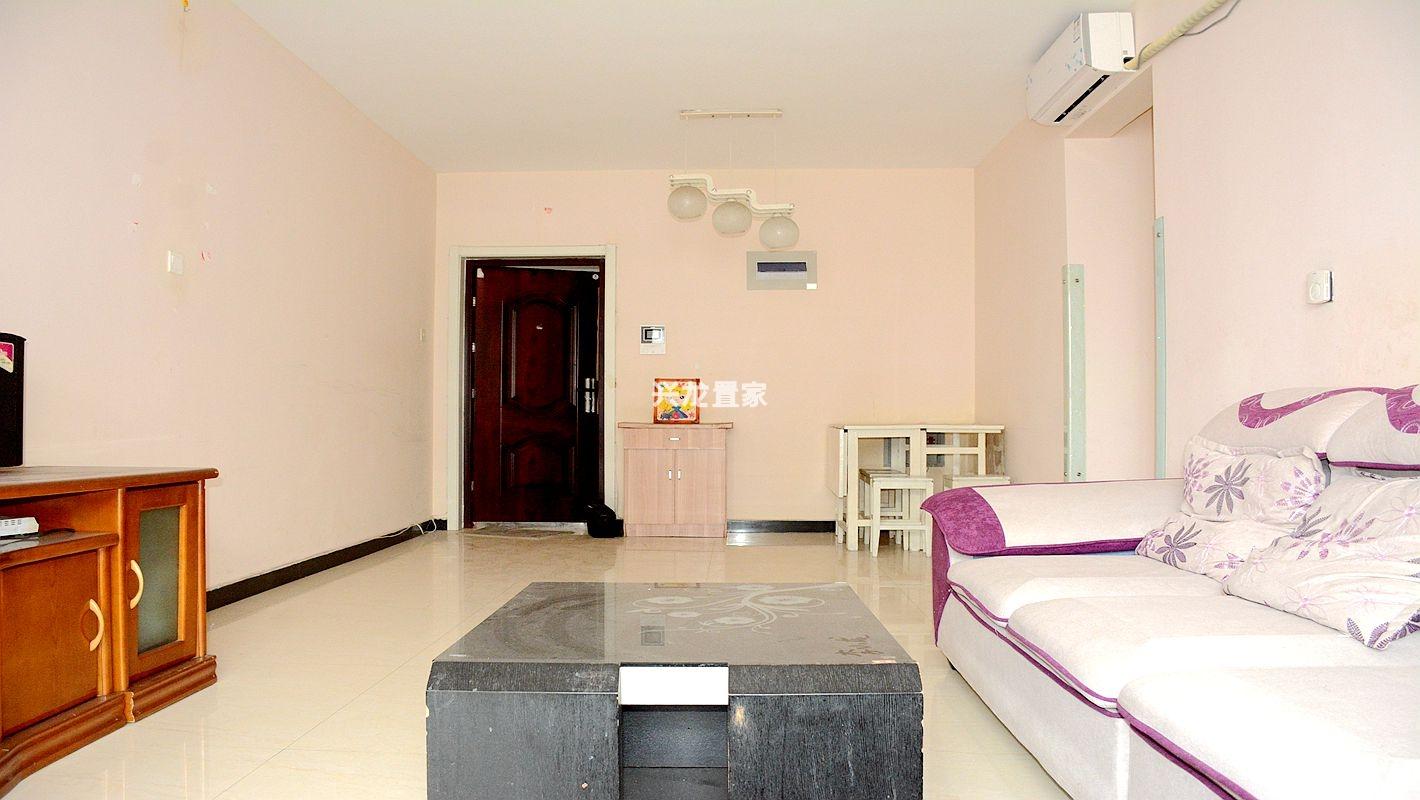 紫金嘉府A区 一室可改两室 精装 带下房 老本过户_3