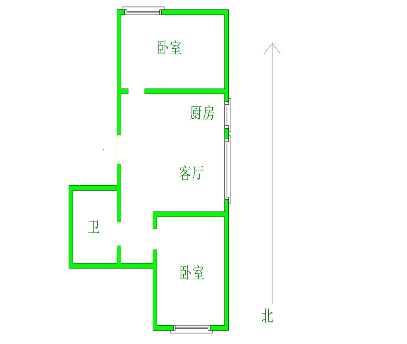 七中学区,房主着急卖,看房方便,产权清晰,有客户带就行了。_8